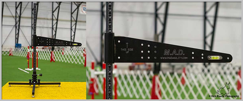 M.A.D. Agility Equipment Measuring Device