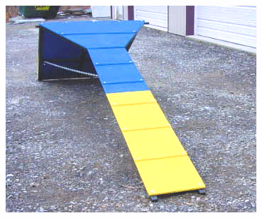 M.A.D. Agility Equipment Contact Trainer