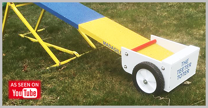 M.A.D. Agility Equipment Teeter Toter