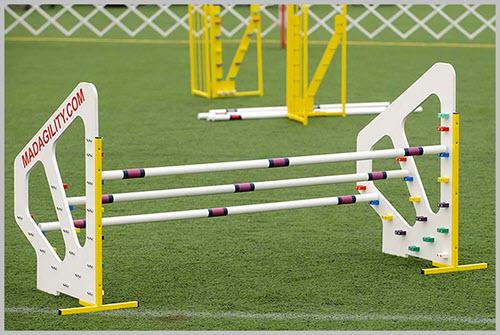 M.A.D. Agility Equipment Double Jump Plastic Double Jump
