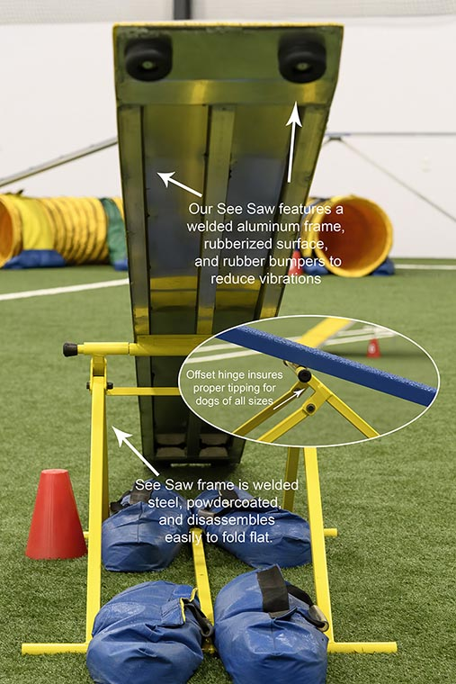 M.A.D. Agility Equipment See Saw